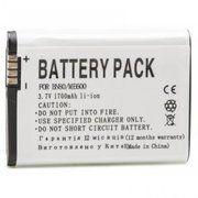 фото PowerPlant Аккумулятор для Motorola BN80 ME600 (1700 mAh) - DV00DV6179