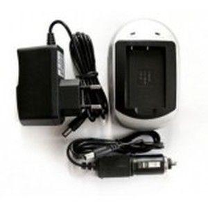 фото PowerPlant Зарядное устройство для Canon NB-4L, NB-8L, BP125A - DV00DV2005