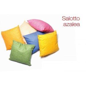 фото Gemitex Подушка декоративная Azalea оранжевая 45х45 см 26637-ORANGE