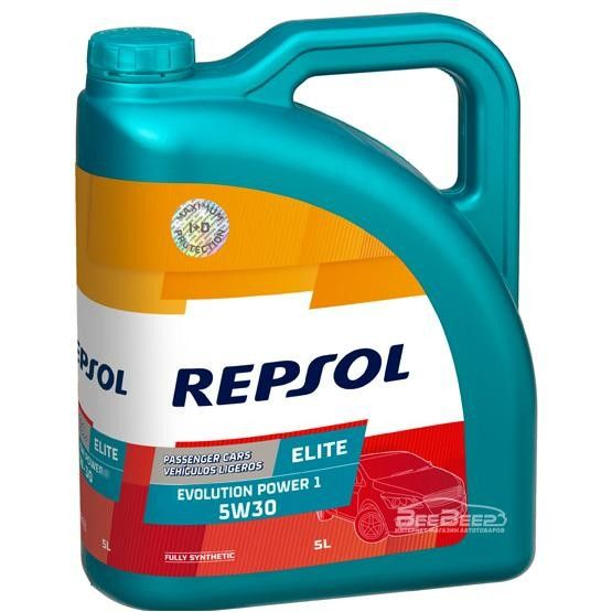 Repsol ELITE EVOLUTION POWER 1 5W-30 5л