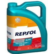 фото Repsol ELITE EVOLUTION POWER 1 5W-30 5л