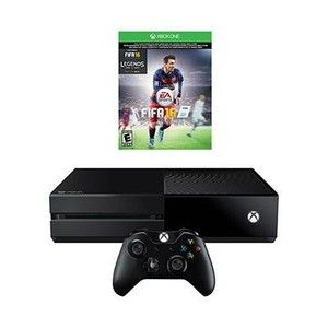 фото Microsoft Xbox One + FIFA 16