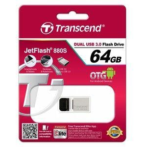 фото Transcend 64 GB JetFlash 880 TS64GJF880S