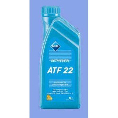 Aral Getriebeoel ATF 22 1л