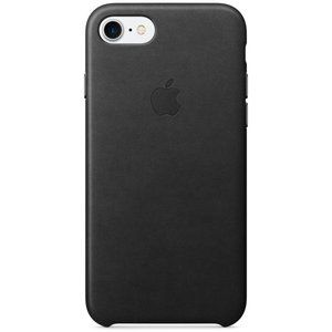 фото Apple iPhone 7 Leather Case - Black MMY52