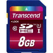 фото Transcend 8 GB SDHC UHS-1 Ultimate TS8GSDHC10U1
