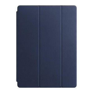 фото Apple Leather Smart Cover for 12.9 iPad Pro - Midnight Blue (MPV22)
