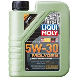 фото Liqui Moly Molygen New Generation 5W-30 1л