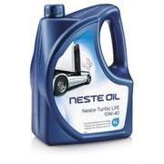 фото Neste Oil TurboLXE 10W-40 4л