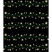 фото TriumphTree Гирлянда линейная, 6.5 м, 250 LED, ж лтый (372321)