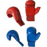 фото Adidas Перчатки WKF с защитой большого пальца 661.22