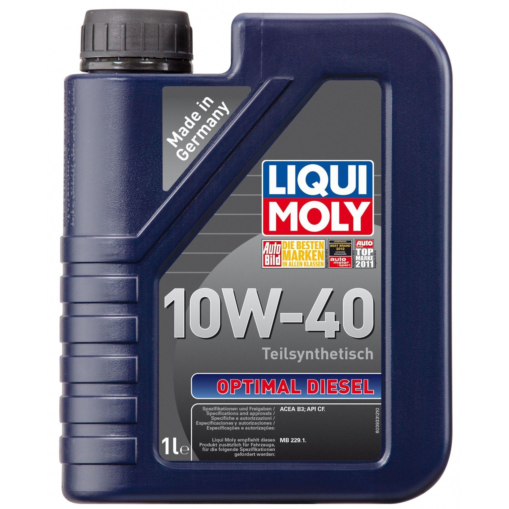 Liqui Moly Optimal Diesel 10W-40 1л
