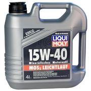 Liqui Moly MoS2 Leichtlauf 15W-40 4л