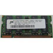 фото Micron 2 GB SO-DIMM DDR2 800 MHz (MT16HTF25664HY-800E1)