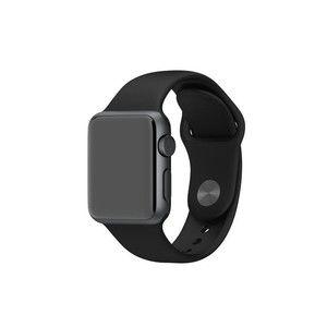 фото Apple Black with Space Black Pin Sport Band для Watch 42mm MJ4N2