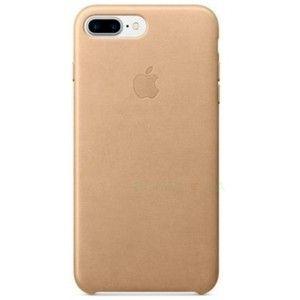 фото Apple iPhone 7 Plus Leather Case - Tan MMYL2