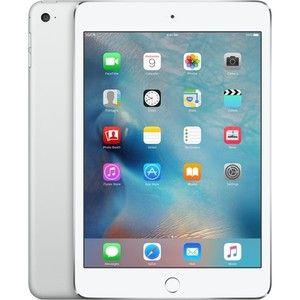 фото Apple iPad mini 4 Wi-Fi 16GB (Silver)