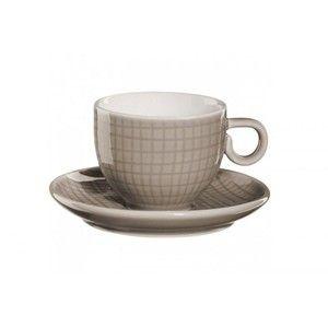 фото ASA Selection Чашка для эспрессо с блюдцем ASA Voyage 50 мл 15011141