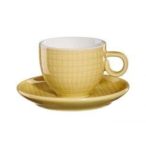 фото ASA Selection Чашка для еспрессо з блюдцем ASA Voyage 80 мл 15011207