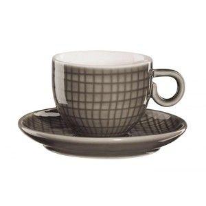 фото ASA Selection Чашка для еспрессо з блюдцем ASA Voyage 80 мл 15011312