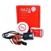 фото DJI Полётный контроллер Naza-M Lite + GPS (NAZA-MLite)