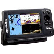 фото Lowrance Elite-7 CHIRP