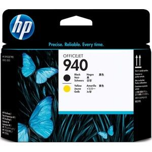фото HP 940 Black/Yellow (C4900A)