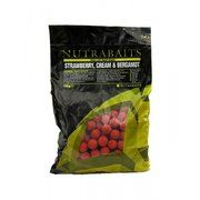 фото Nutrabaits Бойлы EA Strawberry, Cream & Bergamot 15mm 1,0kg