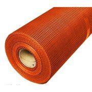 фото БРИГАДИР Сетка штукатурная X-mesh, 160гр/м2 оранжевая (68106003)