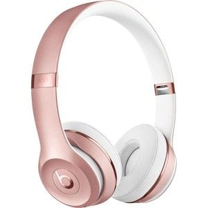 фото Beats by Dr. Dre Solo3 Wireless Rose Gold (MNET2)