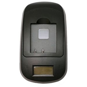 фото ExtraDigital Зарядное устройство для Canon BP-808, BP-809, BP-827 (LCD) - DV0LCD2226