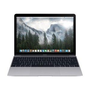 "фото Apple MacBook 12"" Space Gray (MJY32) 2015"