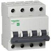 фото Schneider Electric Автоматический выключатель Easy9 4 п., 16А, В (EZ9F14416)