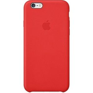 фото Apple iPhone 6 Leather Case - Red MGR82