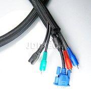 фото JDDTech Кабельная оплетка Self closing braided wrap, самозакрывающаяся (SCW-0..)