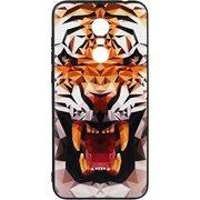 фото Чехол BeCover 3D Print для Xiaomi Redmi 5 Plus Tiger (702092)