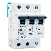 фото SEZ Автоматический выключатель 3P 80А C 10кА