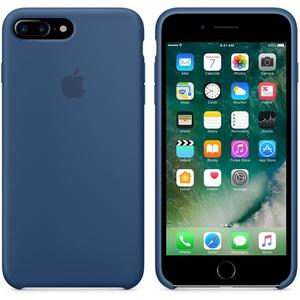 фото Apple iPhone 7 Plus Silicone Case - Ocean Blue MMQX2