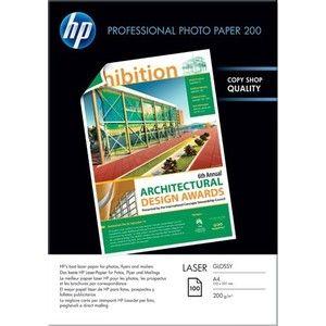 фото HP Professional Glossy Laser Photo Paper-100 (CG966A)