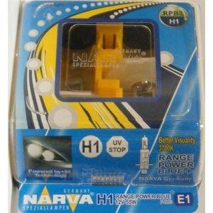 фото NARVA Н1 12V 55W Range Power Blue (2шт) (98502)