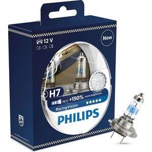 фото Philips H7 RacingVision +150% 55W (12972RVS2)
