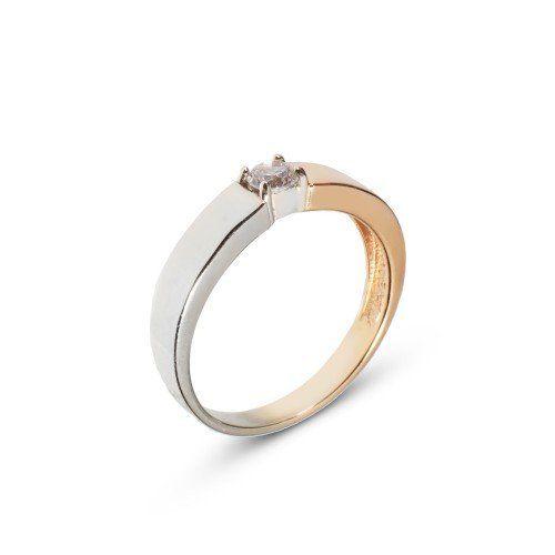 Кольцо золото 212-1330