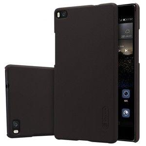 фото Nillkin Huawei P8 Lite Super Frosted Shield Black