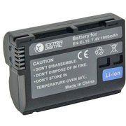 фото ExtraDigital Аккумулятор для Nikon EN-EL15 Chip - BDN2523