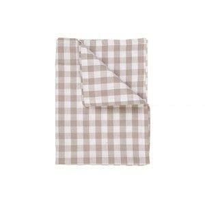 фото Duka Кухонное полотенце FRISK 50х70 см бежевое 1213009