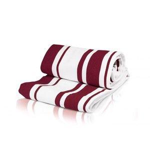 фото Duka Кухонное полотенце Sommar белый/красный 1212309