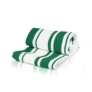 фото Duka Кухонное полотенце Sommar белый/зеленый 1212310