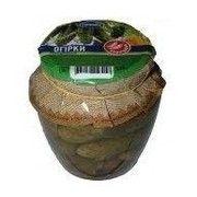 фото Премія Огурцы корнишоны маринованные пастериз. 530г (583161)