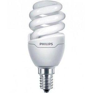 фото Philips E14 8W 220-240V WW 1PF/6 Tornado T2 mini (929689174303)
