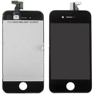 фото Apple Дисплей для iPhone 4S + сенсор черный